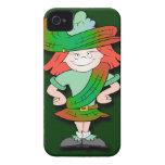 Scottish Lassie Case-Mate iPhone 4 Case