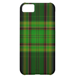 Scottish Light Green Red Lines Best iPhone 5 Case