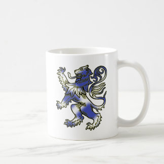 Scottish Lion Rampant Coffee Mug