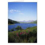 Scottish Loch Card
