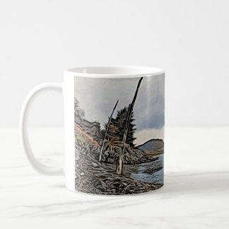 Scottish Loch View Mug