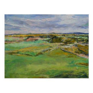 Scottish Lowlands Postcard