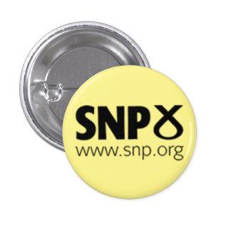 Scottish National Party (SNP) Logo 1 Inch Round Button