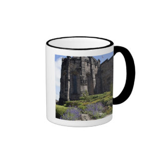 Scottish National War Memorial, Edinburgh Ringer Coffee Mug