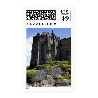 Scottish National War Memorial, Edinburgh Stamps