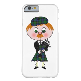 Scottish Pagpiper Barely There iPhone 6 Case