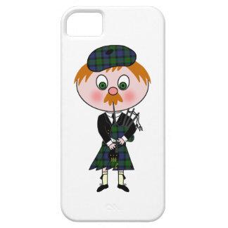 Scottish Pagpiper iPhone 5 Case