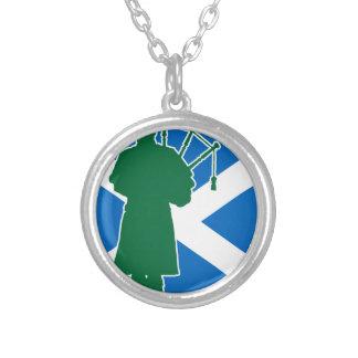 Scottish Piper Custom Jewelry