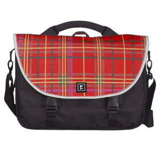 Scottish Plaid or Tartan Products Computer Bag