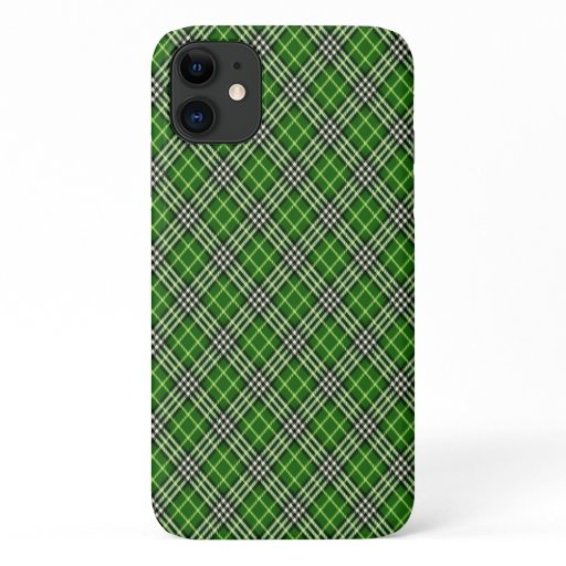 scottish plaid phone case