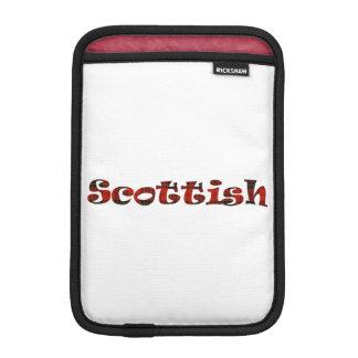 Scottish Pride double-sided iPad Mini Sleeve