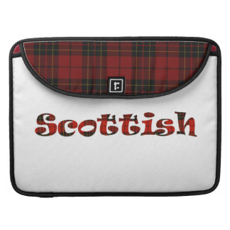 Scottish Pride double-sided Sleeve For MacBooks