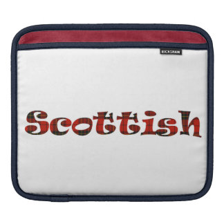 Scottish Pride Sleeves For iPads