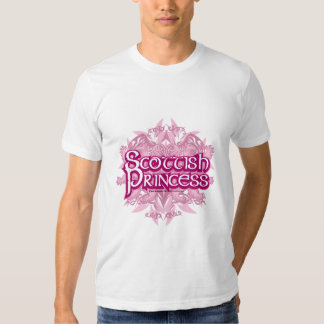 Scottish Princess Tee Shirt