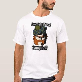 Scottish Proud Campbell Tartan T-Shirt