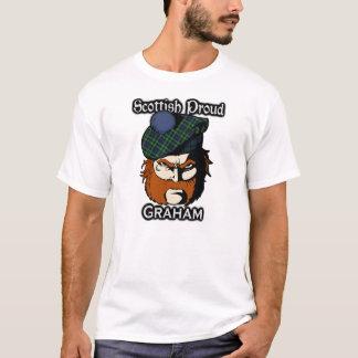 Scottish Proud Clan Graham Tartan T-Shirt