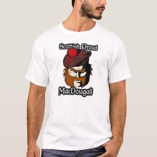 Scottish Proud Clan MacDougall Tartan T-Shirt