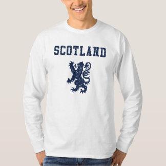 Scottish Rampant Lion Longsleeve Shirt