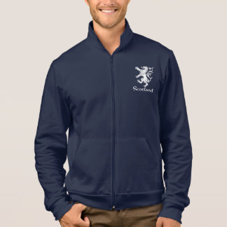 Scottish Rampant Lion Navy Blue Jacket