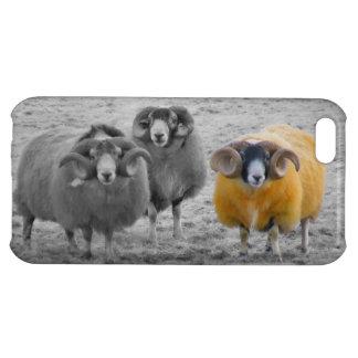 Scottish Rams iPhone 5C Cover