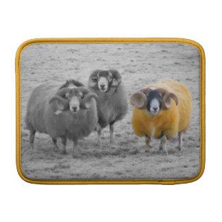 Scottish Rams MacBook Air Sleeve