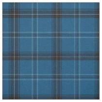 Scottish Ramsay Blue Tartan Fabric