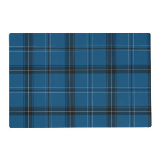 Scottish Ramsay Blue Tartan Placemat