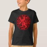 Scottish Red Lion Cross T-Shirt