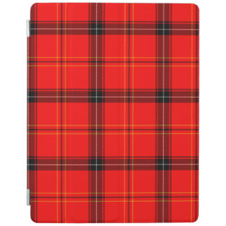 Scottish Red Tartan iPad Smart Cover