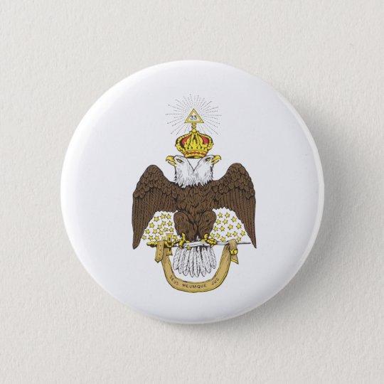 Scottish Rite Button