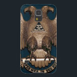 "Scottish Rite Teal 32 Degree Case For Galaxy S5<br><div class=""desc"">Perfect gift for your favorite 32 Degree Mason. Scottish Rite  Freemasonry Freemason,  Masonic.  Customize it! Add text,  etc.</div>"