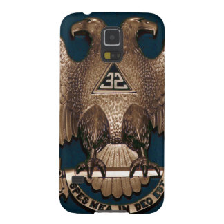 Scottish Rite Teal 32 Degree Galaxy S5 Cases