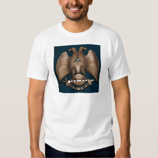 Scottish Rite Teal 32 Degree Shirt