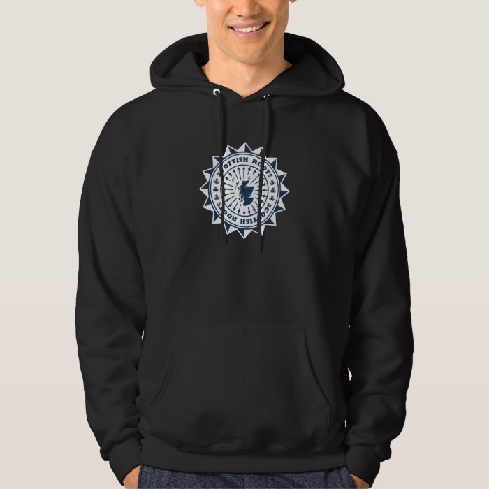 Scottish Roots Map Hoodie