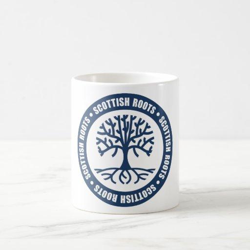 Scottish Roots Mugs