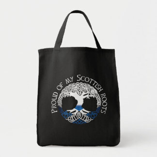 Scottish Roots Tote Bag