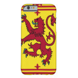 Scottish Royal Arms Flag -.png Barely There iPhone 6 Case