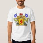 Scottish Royal Arms Shirts