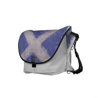 Scottish Saltire Chalky style Bag