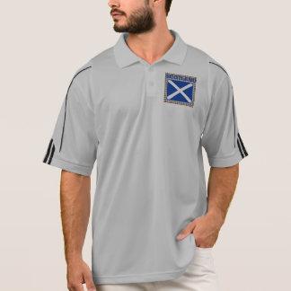 Scottish Saltire Flag of Scotland Tartan Pullover