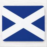 Scottish Saltire Mousepads