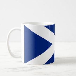 Scottish Saltire Mug