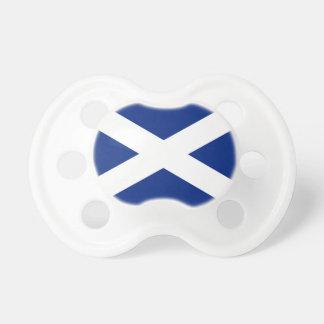 Scottish Saltire Pacifier