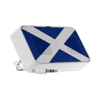 Scottish Saltire Speaker System