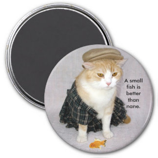 Scottish Saying Fridge Magnet