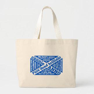 Scottish slang and phrases tote bag