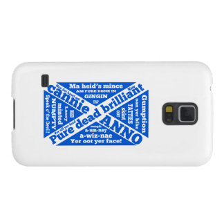 Scottish slang and phrases galaxy s5 cover