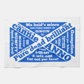 Scottish slang and phrases towel