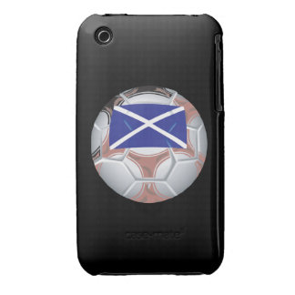 Scottish Soccer Ball Case-Mate iPhone 3 Cases