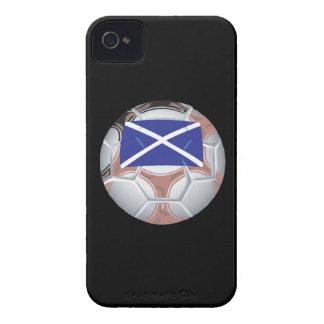 Scottish Soccer Ball iPhone 4 Case-Mate Case